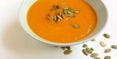 Soep Archives - I Love Health Healthy Soup Recipes, Vegetarian Recipes, No Cook Meals, Kids Meals, A Food, Good Food, Coconut Milk Soup, Carrot Soup, Vegan Soup
