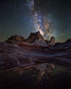 Photograph Vermillion Mirror by Jared Warren on 500px