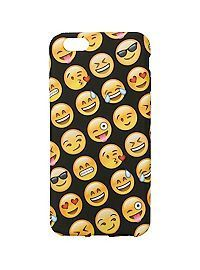 HOTTOPIC.COM - Emoji Faces Anti Shock iPhone 6 Case #Iphone6Cases