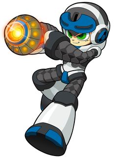 Beck from Mighty No. 9