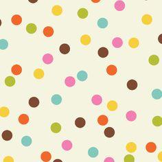Festive Dots Beverage Napkins for Adult birthday, Teen birthday, Kids birthday, Bridal Shower, Engagement party, Baby shower (($))