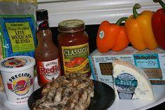 A Year of Slow Cooking: CrockPot Buffalo Chicken Lasagna Recipe