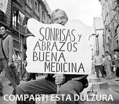 Sonrisas & abrazos buena medicina Life Is Good, My Life, Hugs, Med Student, I Deserve, Health Care, Science, Feelings, Words