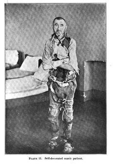Creepy Photographs Inside Asylums Throughout History