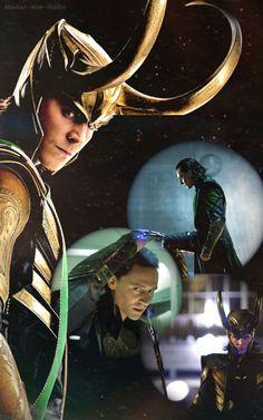 Must...stop...pinning...Loki...stuff...  GAH I love Loki!