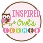 Fly on over to my blog! Inspired Owl's Corner
