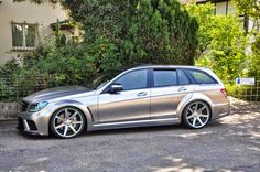 2013 Mercedes-Benz W204 C63 AMG Estate Black Series Petronas F1 Edition by Carrotec