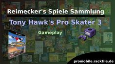 Gameplay : Tony Hawk's Pro Skater 3 [GameCube]