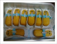 Baby Shower Twinkies baby shower baby shower ideas baby boy twinkies baby shower images baby shower pictures baby shower photos baby girl pastries baby shower food baby shower favors