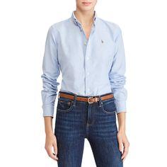 e2109abc6f G-STAR RAW - Γυναικείο πουκάμισο G-Star Raw Army pocket ριγέ γαλάζιο ...
