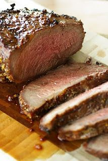 Grilled Tri Tip Steak