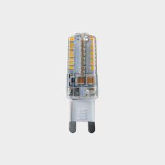 3W Silicon g9 halogen capsule - enkonn G9 Led, Light Bulb, Light Globes, Lightbulb