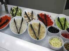 What do you want your wok to be made of? Daily Special Café & Restaurant in Tallinn.