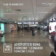 Aeroporto Leonardo da Vinci - Roma