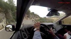Ford Focus 2015 - first drive Malaga