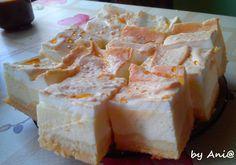 Jak dla mnie - szybkie i łatwe w przygotowaniu ciasto, a przecież każdy uwielbia sernik ;)