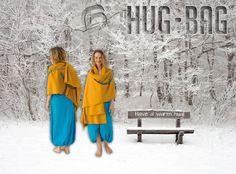 Es ist Zeit für Hug-Bag