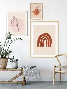 Grafische kunst aan de wand in jouw interieur! - DesignClaud