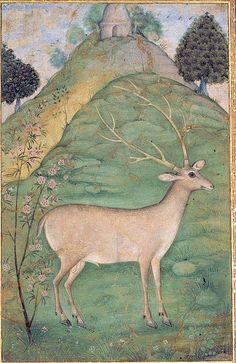 Circa 1595. India.