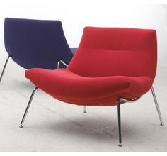 Topform Grippa fauteuil paars