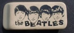 the beatles eraser--Too Cool for school!!!   {GM}