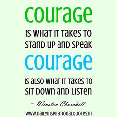 Quotes About Courage Custom 69 Best Quotes And Sayings Images On Pinterest  Inspirational .