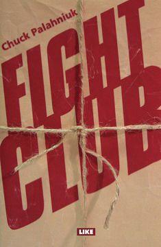 Fight club / Chuck Palahniuk ; suomentanut Henrik Laine Fight Club Chuck Palahniuk, Paper Shopping Bag