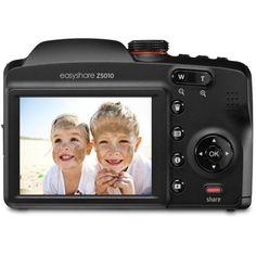 Kodak EasyShare Z5010 14 MP Digital Camera Bundle! was 399 now only $124.99