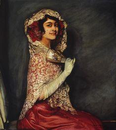Blog of an Art Admirer: Spanish Painter Ignacio Zuloaga (1870-1945)
