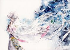 鶴と小夜 [1]