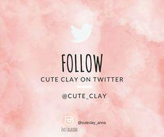 Follow Cute Clay on: Twitter: @cute_clay Instagram: @cuteclay_anna