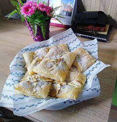 Almás leveles Cookie Desserts, Cake Cookies, Camembert Cheese, Ale, French Toast, Breakfast, Food, Ale Beer, Ales
