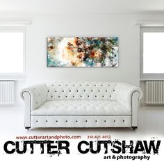 Spring clean your walls with new art! Visit: www.cutterartandphoto.com