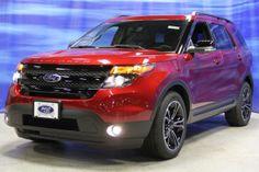 2015 Ford Explorer for sale