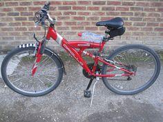 Accessorized bike!