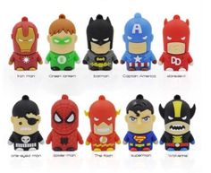8GB-Captain-America-Novelty-USB-Memory-Stick-Flash-Drive-Super-heroes-AVENGERS