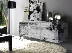 Комод Crazy home в интерьерной студии ETRE home
