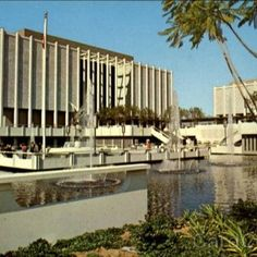 LOS ANGELES / MIRACLE MILE:  Los Angeles County Museum of Art, 1966.