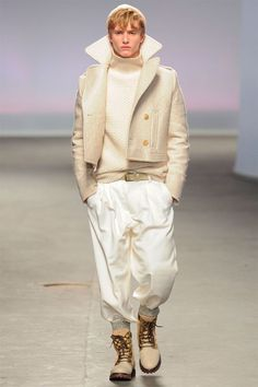 Conor Doherty (FM) at Topman  Design  A/W13