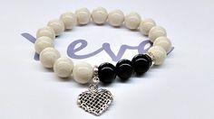 Bransoletka+Opal+afrykański+Onyks+10mm+++w+Yeve+jewelry+na+DaWanda.com