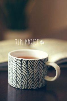 Tea & awesome mug