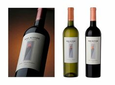 Packaging redesign High Altitude Wines Rediseño de packaging de uno d...