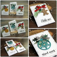 Christmas Diy, Christmas Cards, Merry Christmas, Xmas, Diy Tattoo, Winter Cards, Quilling, Cardmaking, Diy And Crafts