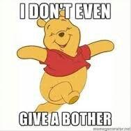 I love Winnie the Pooh...