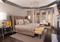 Bedrooms by Decorating Den, Reading, Pa.