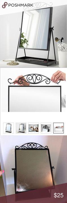 Ikea Bath, Vanity Tray, Bath Vanities, Trays, Rooms, Crown, Jewellery, Mirror, Bathroom