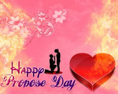 Happy Propose Day 2014 Pictures Wallpapers Images SMS Messages Whatsapp Status for Boys Girls