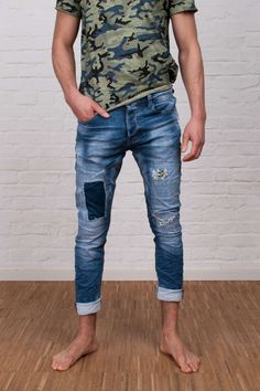 "Jeans ""Vintage Style"""