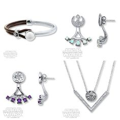 Kay Jewelers' 'Star Wars' Collection