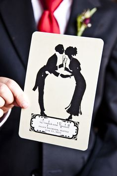 How perfect would it be if I designed our invitations using my papercuts?